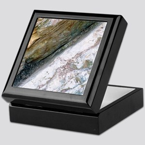 K/T boundary layer Keepsake Box